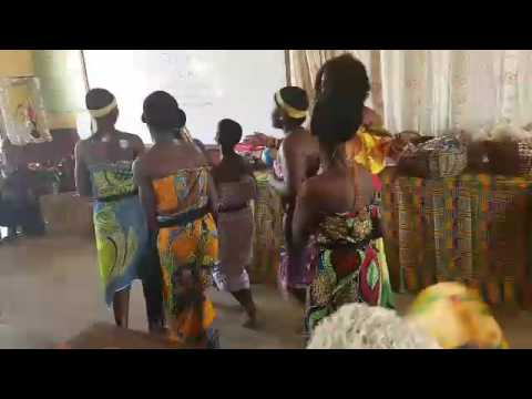 Lighting  Up Ghana Journey 2017  Cultural Dance 2