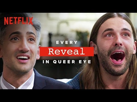 Queer Eye   Every Makeover Reveal   Netflix PK