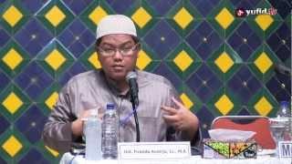 Pengajian Islam: Mendulang Hikmah dari Kisah Nabi Musa - Ustadz Firanda Andirja, M.A.