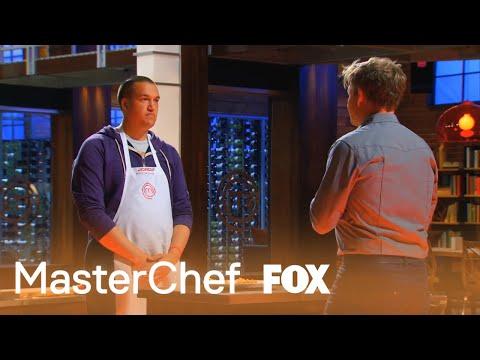 Jordan's Mushroom Ravioli Tasting | Season 4 Ep. 15 | MASTERCHEF