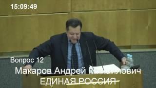 Пленарное заседание Государственной Думы 07.12.2016 (15.00-20.00) ( Госдума )