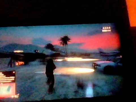 GTA V ONLINE. balas de odio hacia tanque104