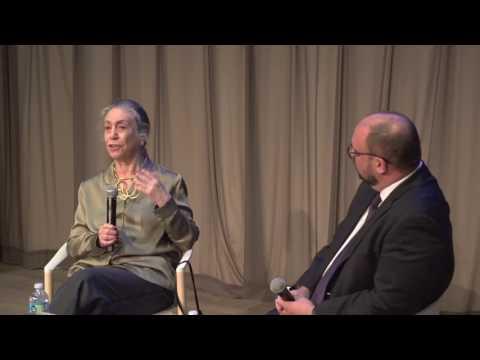 Art Talk: Susan Hiller in Conversation with René Morales