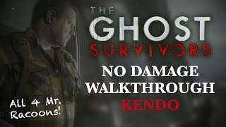 Resident Evil 2 Remake Ghost Survivors | No Time To Mourn Walkthrough | NO DAMAGE