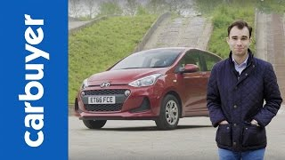 Hyundai i10 hatchback 2017 review - James Batchelor - Carbuyer