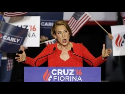 How Carly Fiorina impacts Cruz's presidential bid