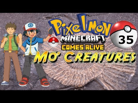 how to get a fossil in pixelmon