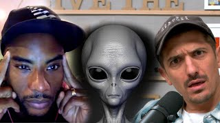 Why The Pentagon Launches UFO Task Force | Charlamagne Tha God and Andrew Schulz