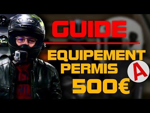 GUIDE | EQUIPEMENT PERMIS MOTO