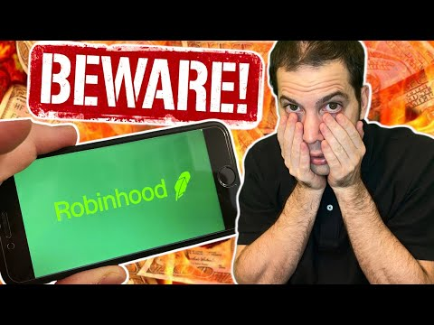 RobinHood Options Trading: Why RH Secretly WANTS You to Lose Money [2019 Trading]