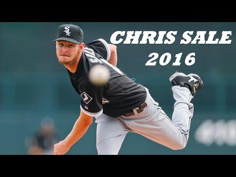Chris Sale Ultimate 2016 Highlights *HD*