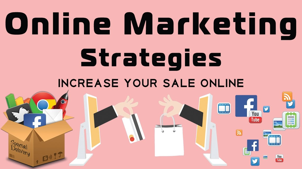 Effective Online Product Marketing Strategies