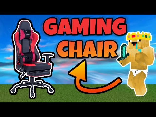 I Got A Gaming Chair !!! | hive Skywars