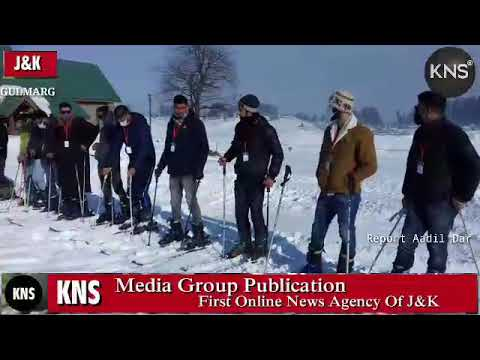 #Gulmarg witnessed good number of #Visitors/Tourist in view of #Christmas and new year celebrations.