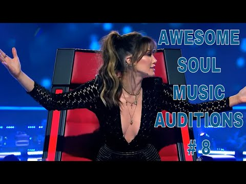 Top 5 Awesome SOUL MUSIC AUDITIONS Worldwide #8