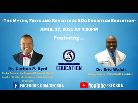 """The Myths, Facts and Benefits of Seventh-day Adventist Christian Education"""