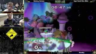 OMD#3 - Ice (Fox) vs Däumling (IC) - Melee Grand Final