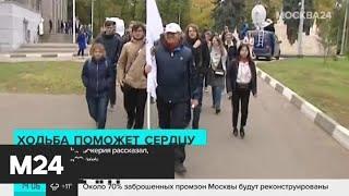 Смотреть видео Кардиохирург Лео Бокерия раскрыл секрет здорового сердца - Москва 24 онлайн