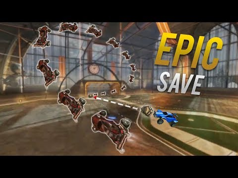 Rocket League Gamers Are Awesome #14 | BEST GOALS & SAVES MONTAGE