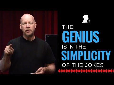 "How To Write ""Genius"" Jokes"