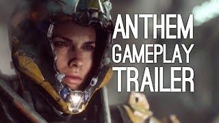 Anthem Gameplay Reveal Trailer - Bioware