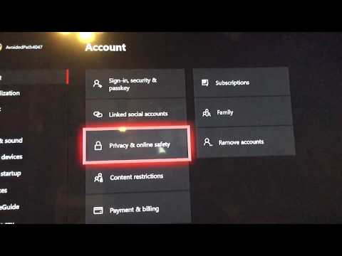 2017-20 TUTORIAL: HOW TO FIX XBOX ONE LIVE COMMUNICATIONS BAN