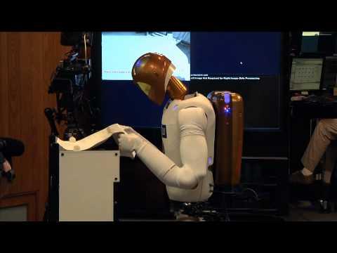 NASA Robonaut 2 Trailer