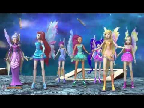 Winx Club Mythix 3D HD