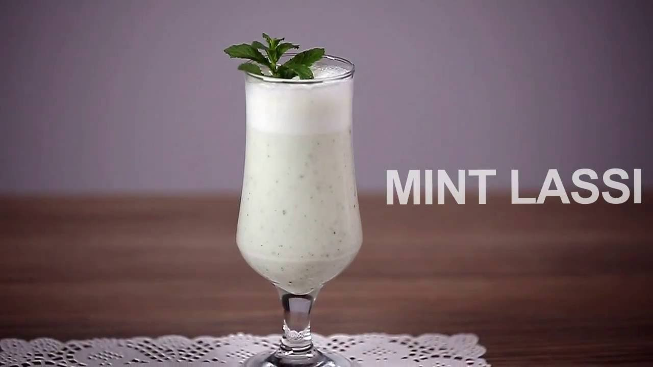 Image result for mint lassi