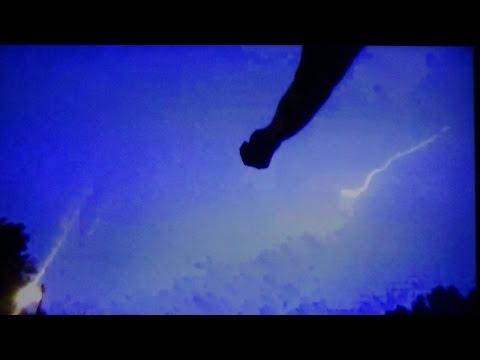 No Effects/cgi: Sword of Lightning in Slow Motion. Hi, I'm Merlin, Nice to meet ya. Got milk?