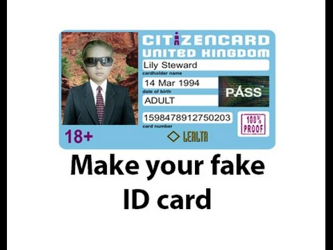 How Fake Police Driving Licence India Student Make Card Pak In Office To Id