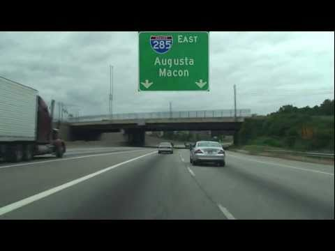 "Atlanta, GA: Spaghetti Junction ""360"" Interchange Tour"