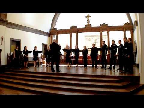 """UNT Collegium Singers: Victoria - Officium defunctorum """"Requiem à 6"""""""