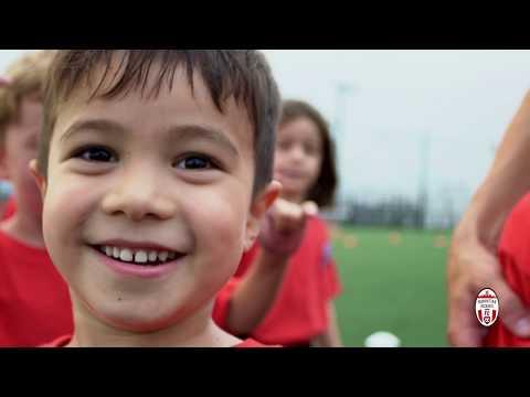 MKFC's Little Kickers Soccer School!