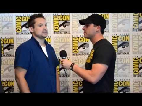 Will Friedle - Batman Unlimited: Monster Mayhem - SDCC 2015