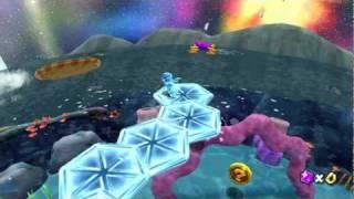 Mario Transformations in Super Mario Galaxy 2 (also includes Ice Mario, Flying Mario)
