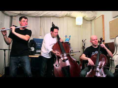 Brahms Hungarian Dance No. 5 - PROJECT Trio