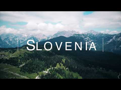 Highlights of Slovenia from Above | 4K | DJI Mavic Pro | 201