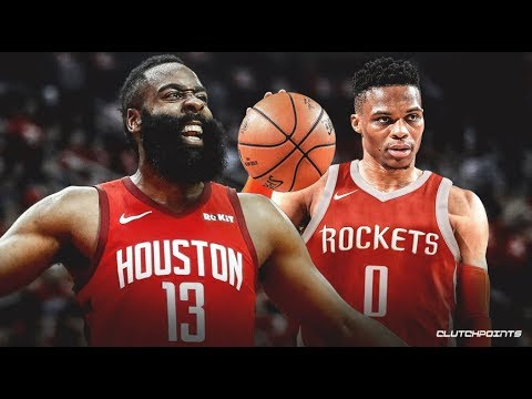 Russell Westbrook & James Harden Highlights | The MVPs
