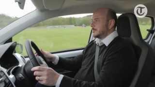 Volkswagen up!:  Test Drive