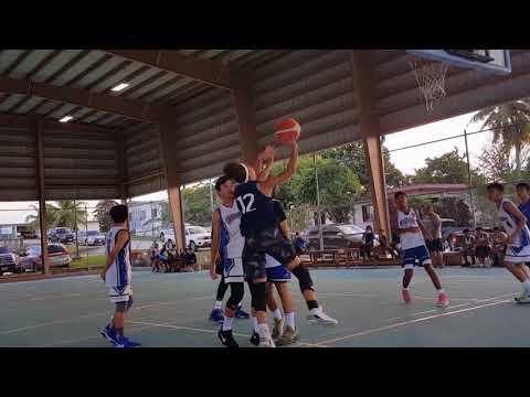 Taneea Henderson 2022 Highlights (SINAJANA) (Guam) Boys League