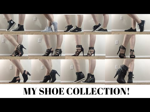 My Shoe Collection - Just Fab, Maurices, Aldo, Sketchers And More!