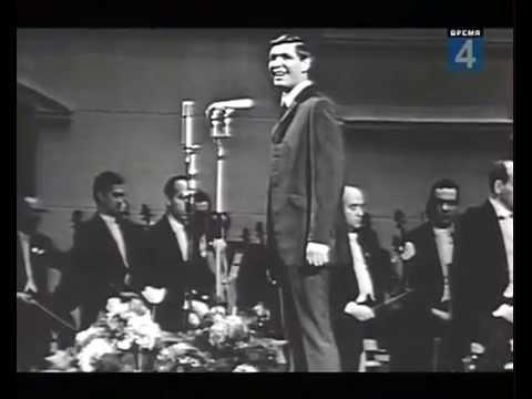 Вечер песни Аркадия Островского в Концертном зале имени П.И. Чайковского (1968)
