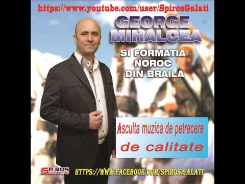 Noroc din Braila - La nunta de moldoveni.COLAJ (AUDIO HD SPIROS GALATI)