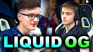 LIQUID vs OG - WINNERS HYPE! - EPICENTER MAJOR DOTA 2