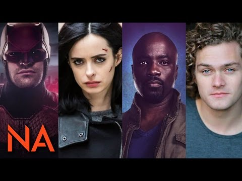Marvel Boss Answers How TV & Netflix s  Fit in the MCU
