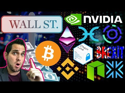 Wall Street Crypto Demand Rises! NVIDIA Sales Down 📉 BREXIT vs Blockchain | Banks Are Spying On You!