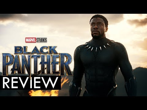 BLACK PANTHER Movie Review by Movieguide