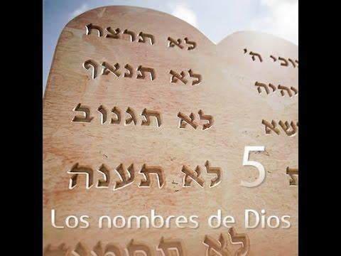 Los Nombres de Dios- El Shaddai:Dios Poderoso