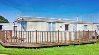 Static caravan for hire at Broadland sands in Suffolk. Late deals for this weekend.